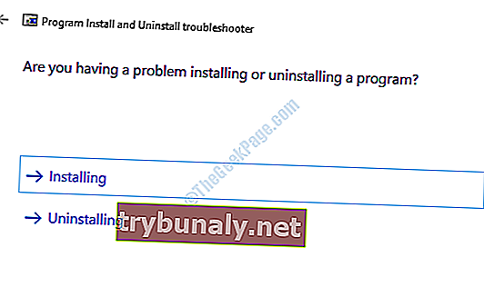 Risoluzione dei problemi di Windows Installer